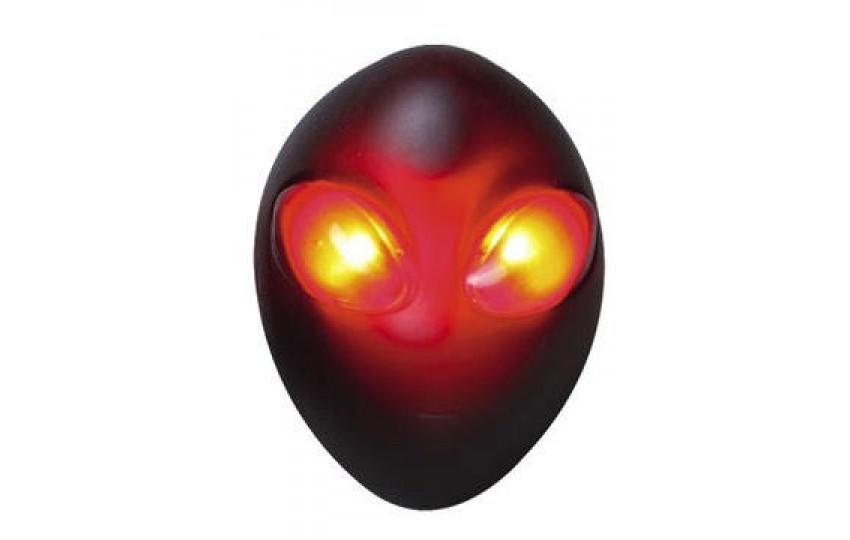 Фонарь черный Topeak AlienLux Красный свет TMS032B