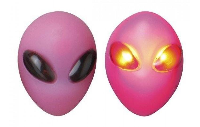 Фонарь розовый Topeak AlienLux Красный свет TMS032P