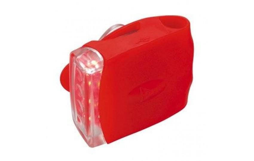 Фонарь задний Topeak RedLite DX USB Safety Light Красный Красный свет TMS041R