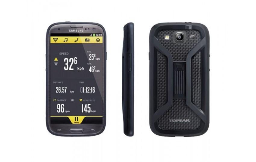 Бокс Topeak для Samsung Galaxy S3 Чёрный TT9835B