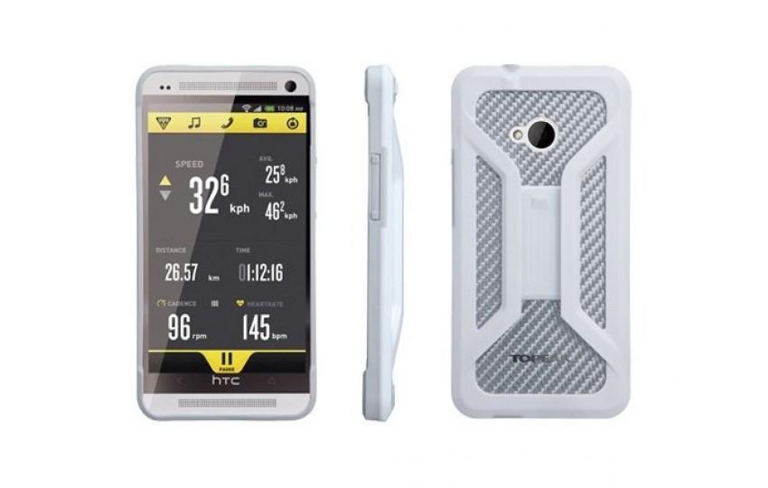 Бокс Topeak для new HTC One Белый TT9837W