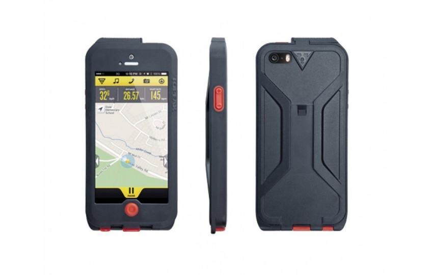 Бокс Topeak для iPhone 5 Чёрный/Красный TT9838BR