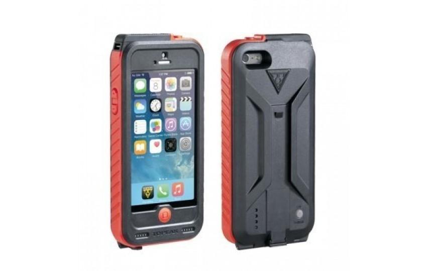 Бокс Topeak с 3150 mAh power pack для iPhone Красный TT9839BR