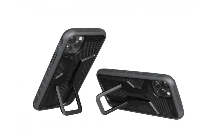 Чехол Topeak  для IPHONE 11 PRO с креплением Черный TT9863BG