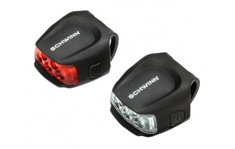 Фонарь Schwinn 26 Lumen Quick Wrap Light Set