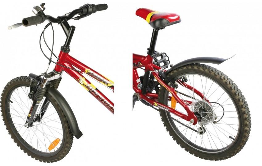 Набор крыльев для колёс KID SET