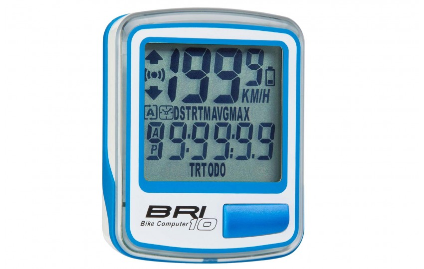 Велокомпьютер BRI-10,10 функций