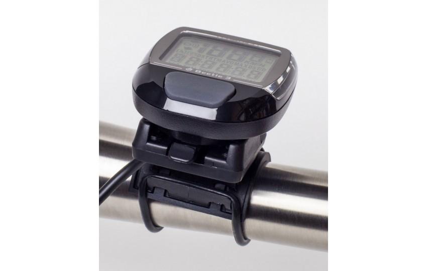 Велокомпьютер Echowell BEETLE-3 Черный