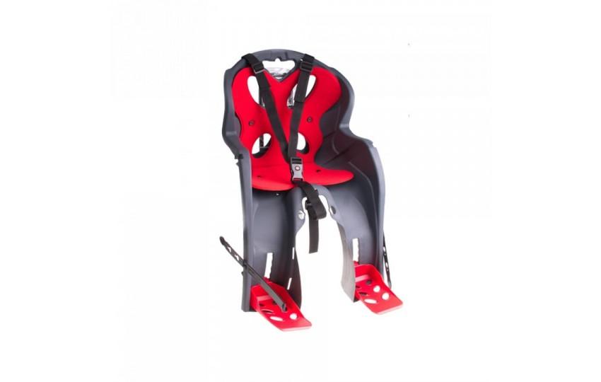 Велокресло детское LUIGINO (крепл.на раму спереди), (Италия)/280031