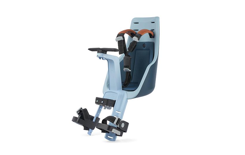 Велокресло Bobike Baby seat Exclusive Edition Mini с креплением на рулевой трубе