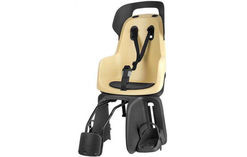Велокресло Bobike GO Maxi Frame с креплением на раму