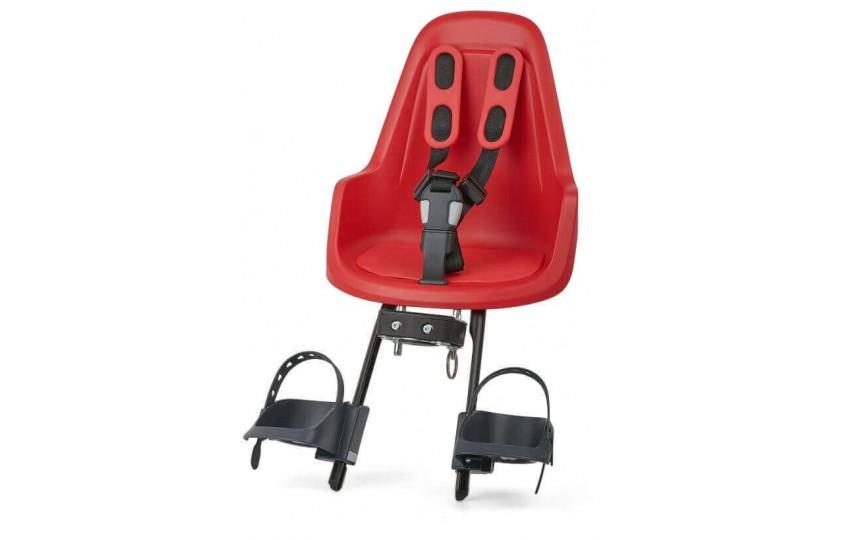 Велокресло Bobike ONE mini для крепления на рулевой трубе