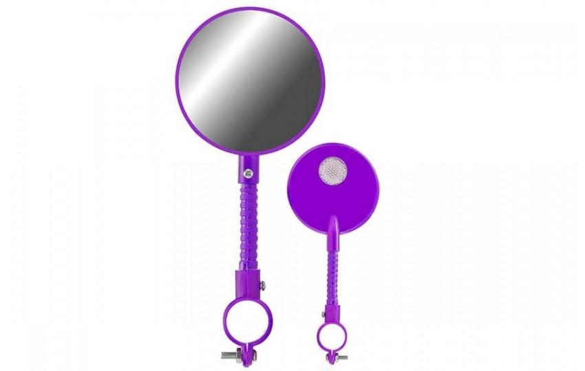 Зеркала заднего вида FCR-S99-4 фиолетовый/220021
