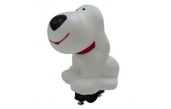 Звонок DOG SHAPE PLASTIC BASE