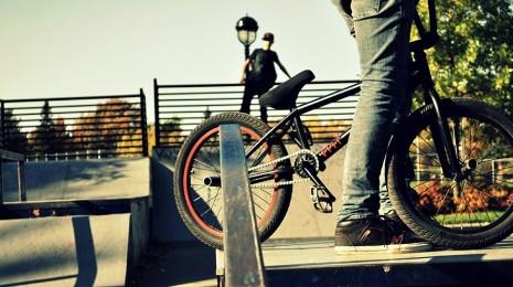 Как выбрать велосипед BMX?