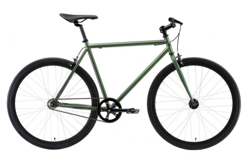 Black One Urban 700 2019 Зелёный