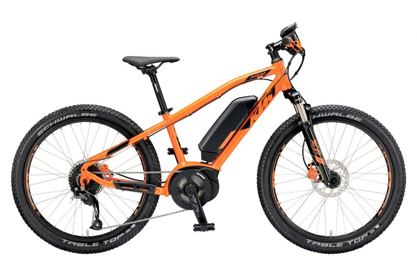 KTM Macina Mini ME 241 9 2019 Оранжевый