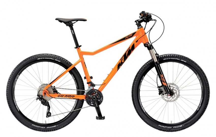 KTM Ultra Flite 27.30 2019 Оранжевый