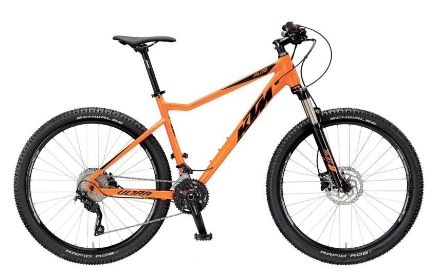 KTM Ultra Flite 27.20 2019 Оранжевый