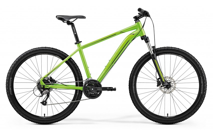 Merida Big.Seven 40-D 2019 Зелёный