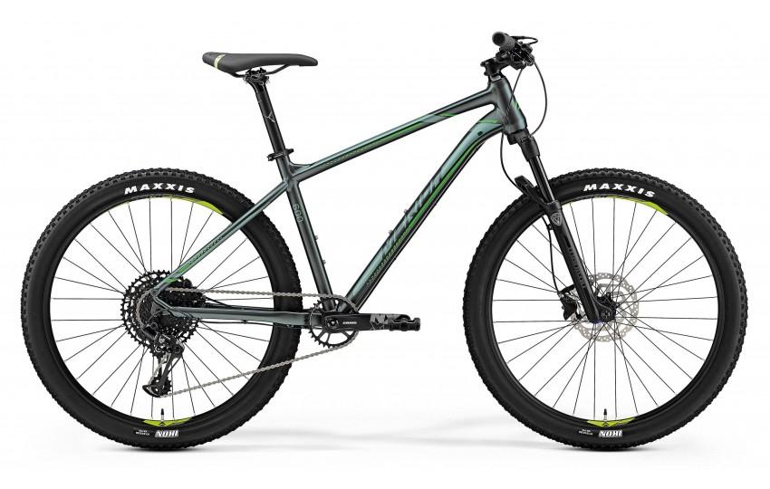 Merida Big.Seven 600 2019 Зелёный