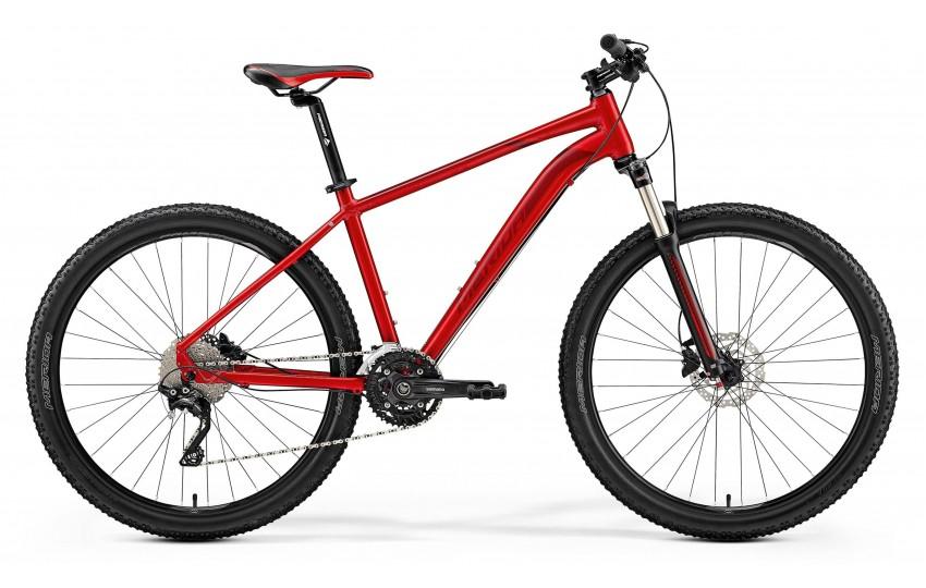 Merida Big.Seven 80-D 2019 Красный
