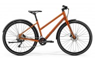 Merida Crossway Urban 500 L 2019 Оранжевый