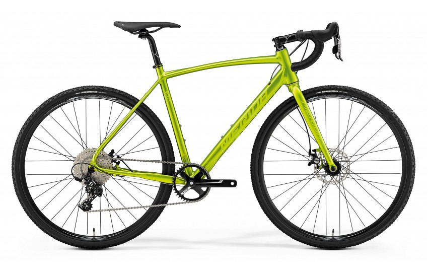 Merida Cyclo Cross 100 2019 Зелёный