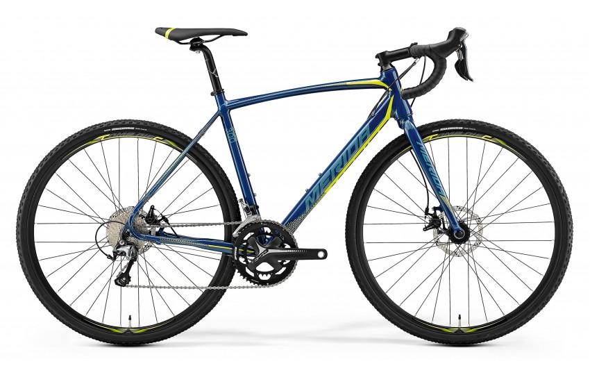 Merida Cyclo Cross 300 2019 Синий