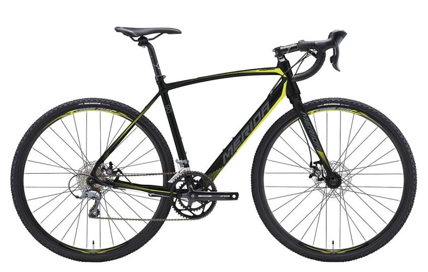 Merida Cyclo Cross 90 2019 Чёрный
