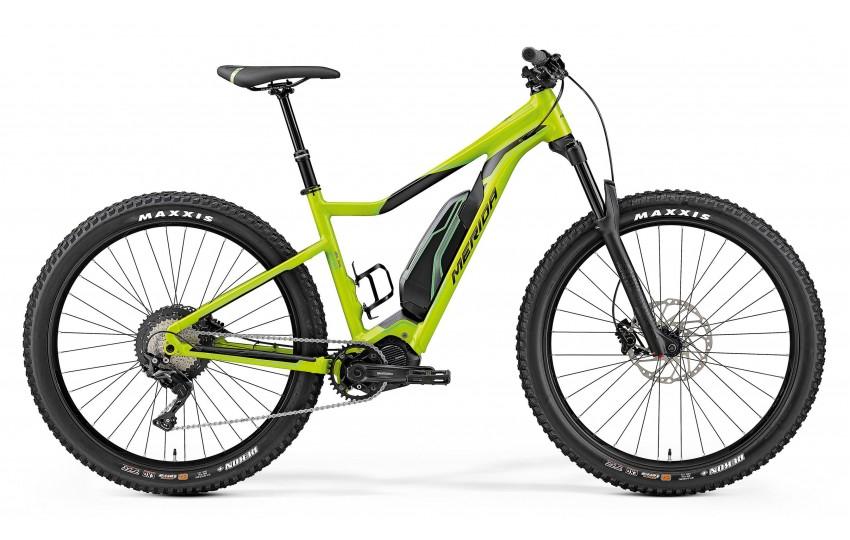 Merida eBig.Trail 600 2019 Зелёный