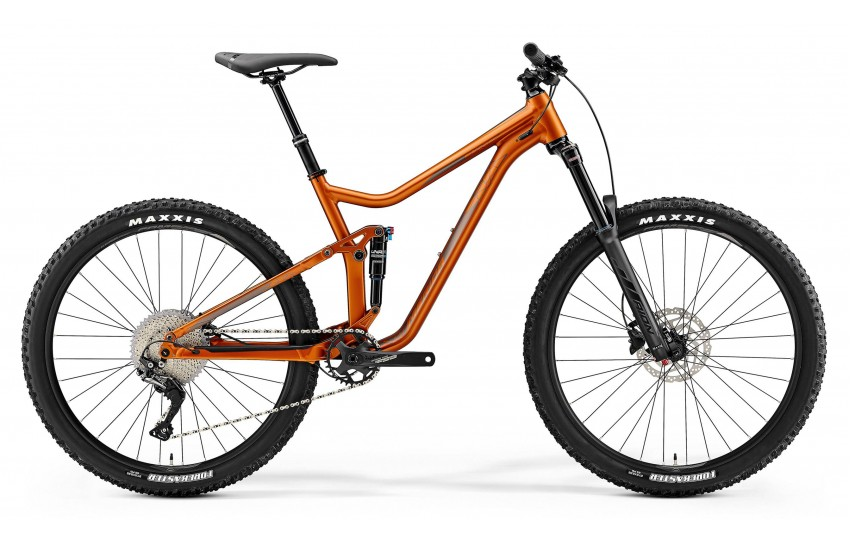 Merida One-Forty 400 2019 Оранжевый