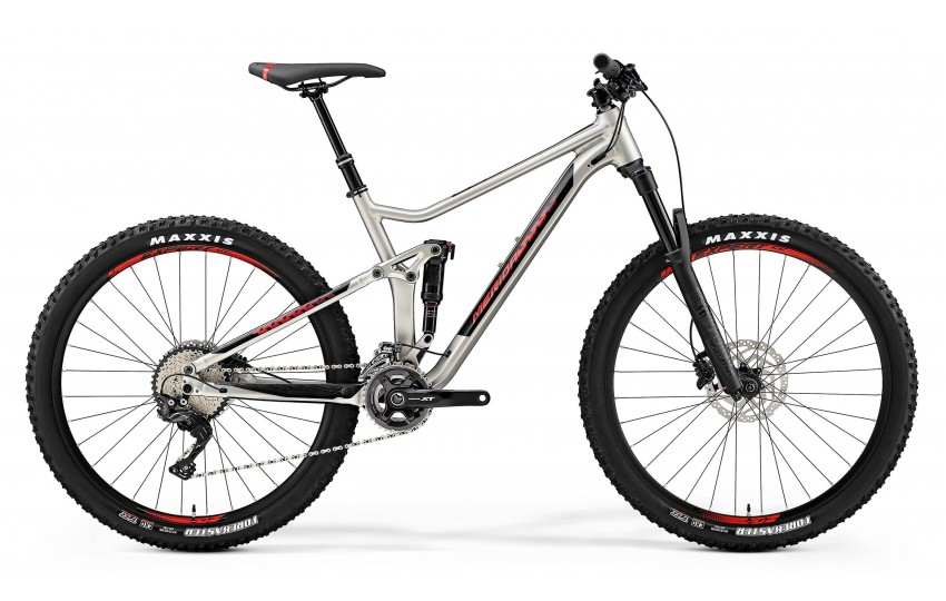 Merida One-Twenty 7.XT Edition 2019 Серый
