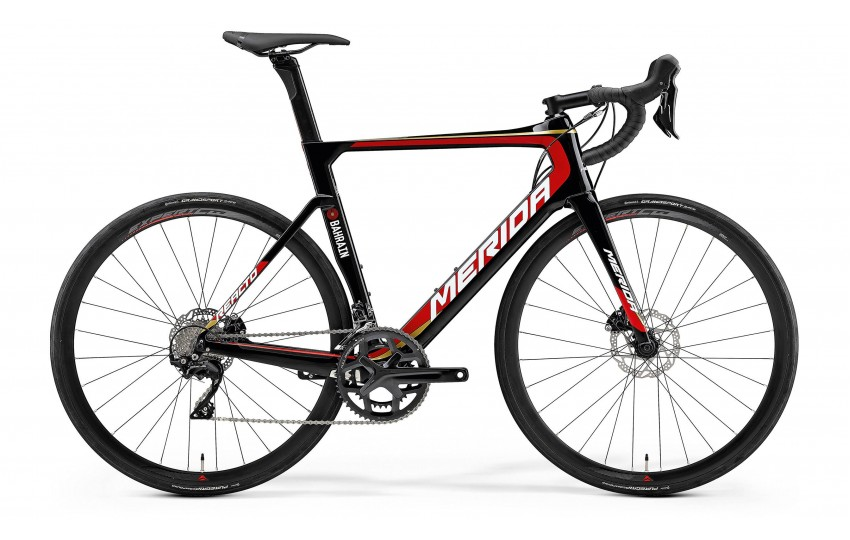 Merida Reacto Disc 4000 2019 Красный