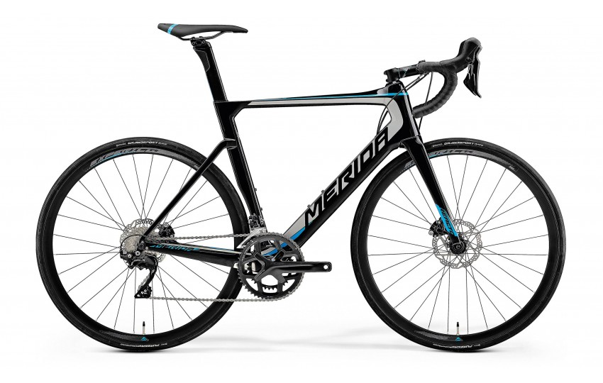 Merida Reacto Disc 4000 2019 Серый