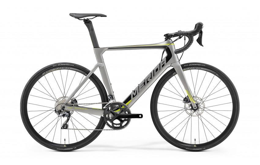 Merida Reacto Disc 5000 2019 Серый