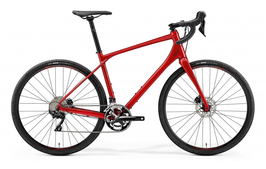 Merida Silex 400 2019 Красный
