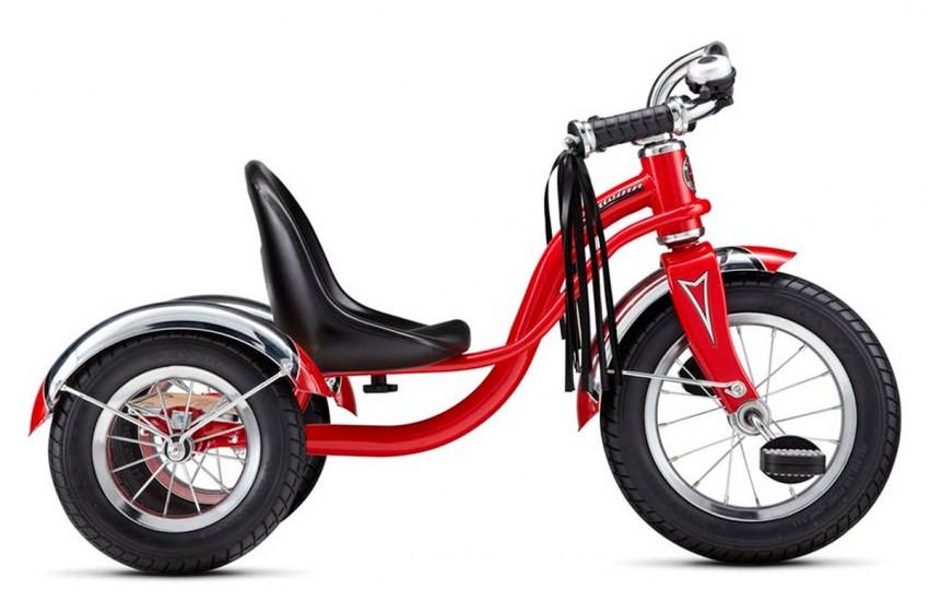 Schwinn Roadster Trike 2019 Красный