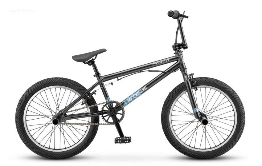 Stels BMX Tyrant V010 2019 Коричневый