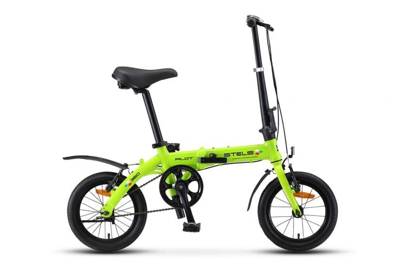 Stels Pilot 360 V010 2019 Зелёный