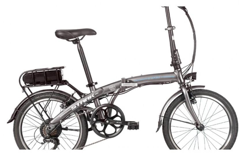 Складные элетровелосипеды