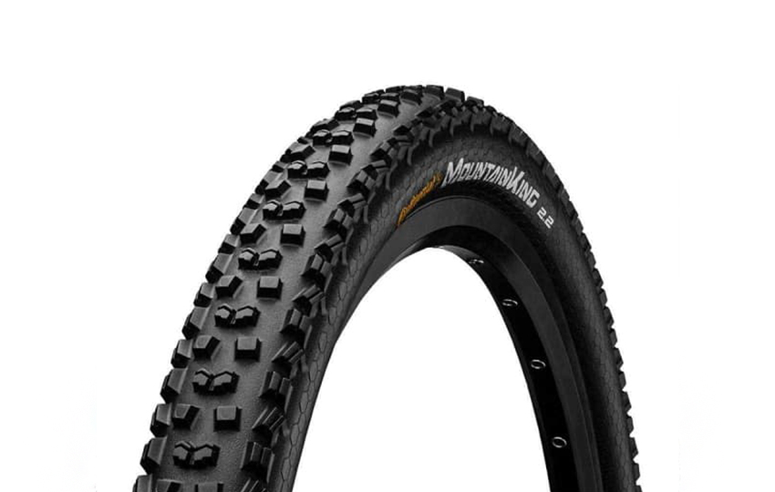 """Велопокрышка 27,5"""" Continental Mountain King Perfomance foldable OEM 3/180Tpi 27,5x2,2/380000"""
