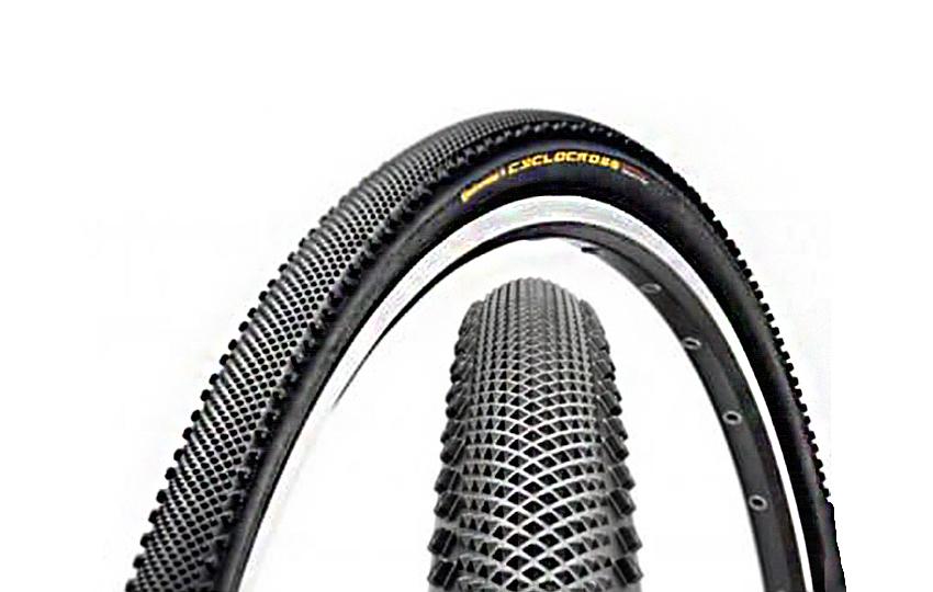 "Велопокрышка 28"" Continental Cyclocross Speed OEM 3/180Tpi 700x35mm/410009"
