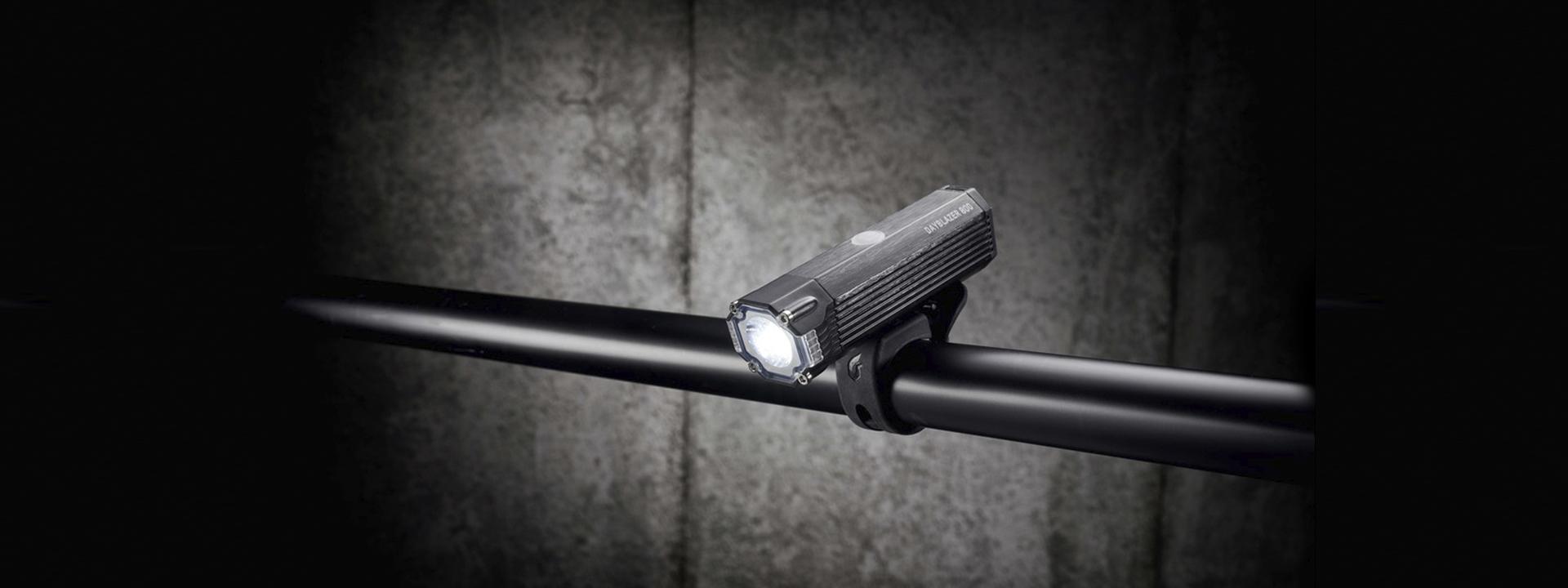 Фото фонаря для велосипеда