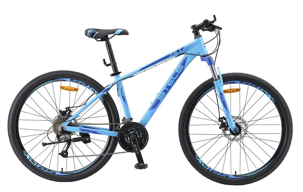 горный велосипед стелс